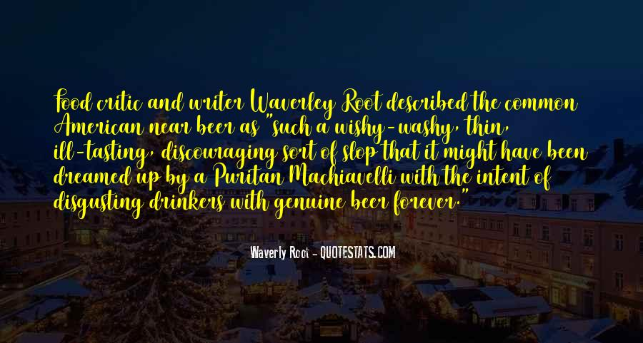 American Beer Quotes #1239320