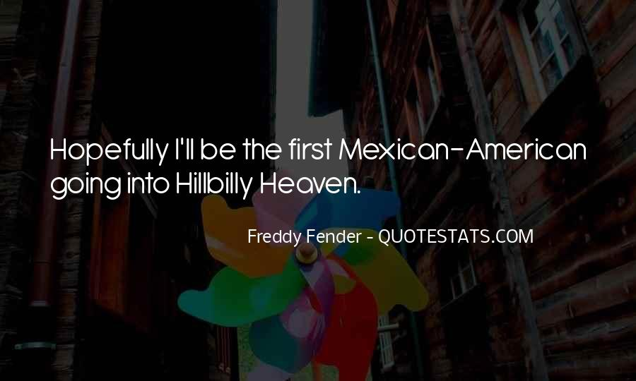 American Hillbilly Quotes #505298