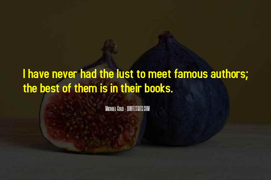 American Literature Famous Quotes #187711
