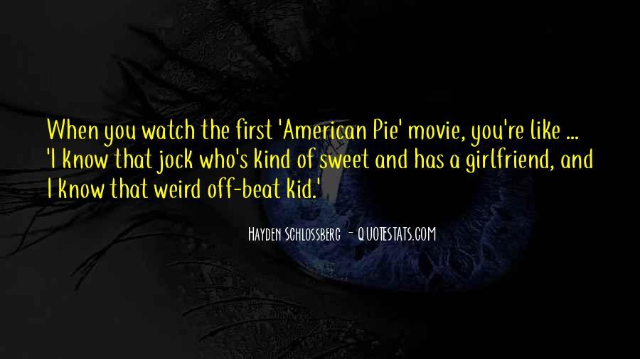 American Pie 2 Quotes #880426