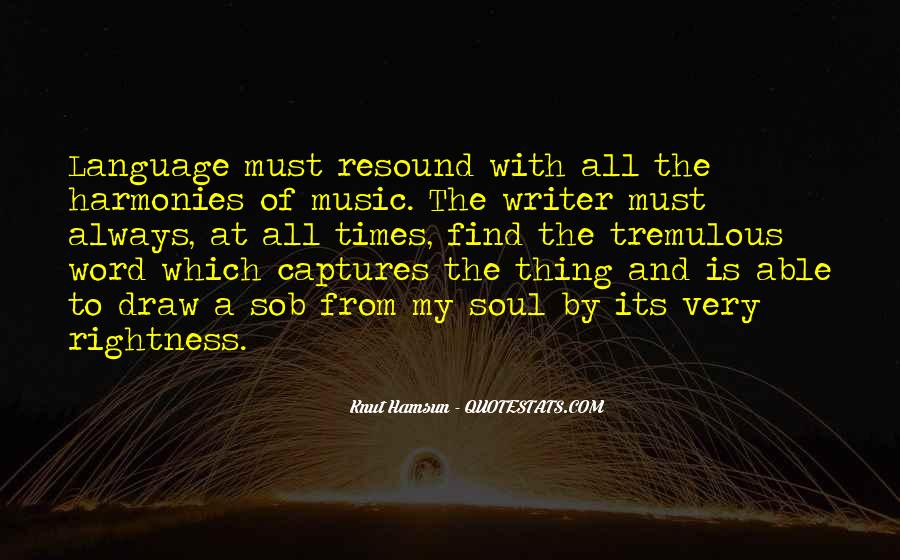 Quotes About Music Is My Soul #110184