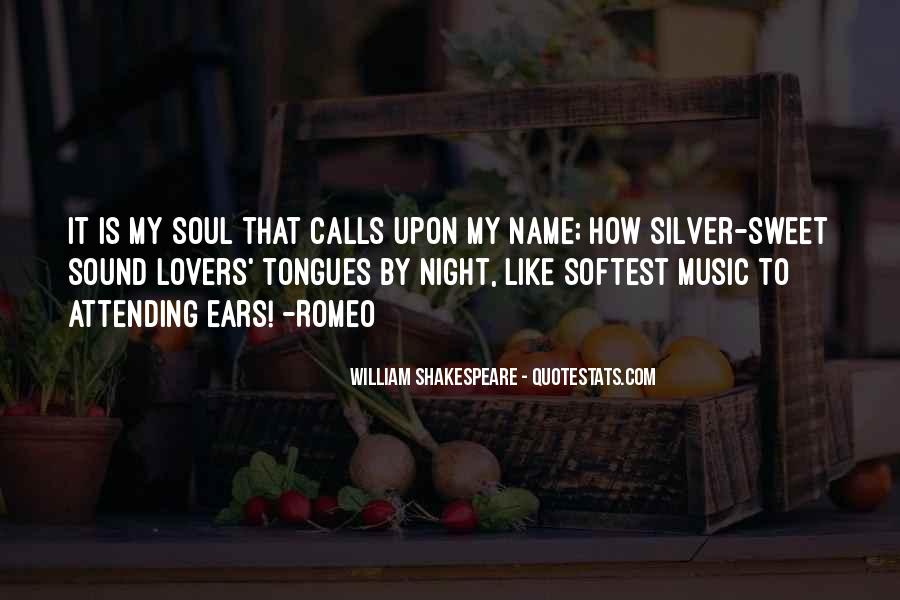 Quotes About Music Is My Soul #1231015