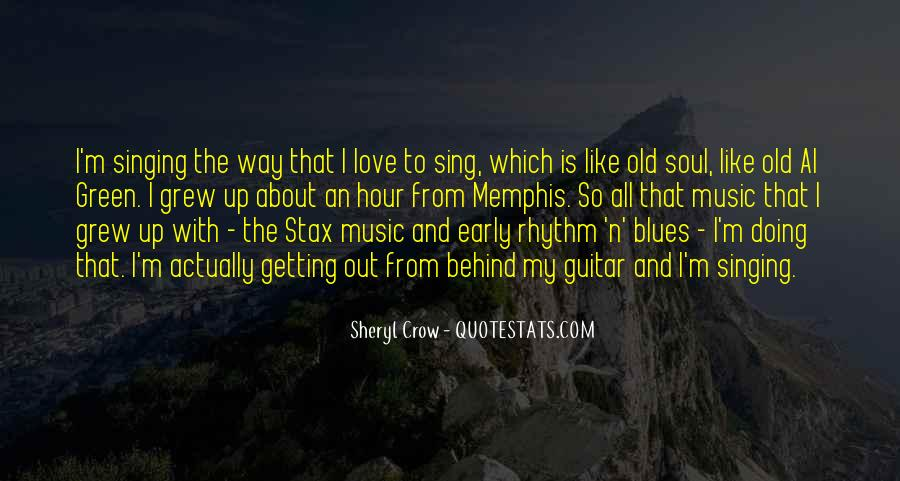 Quotes About Music Is My Soul #13656