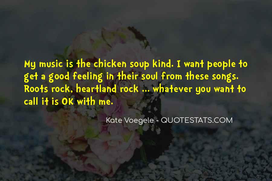 Quotes About Music Is My Soul #1414690