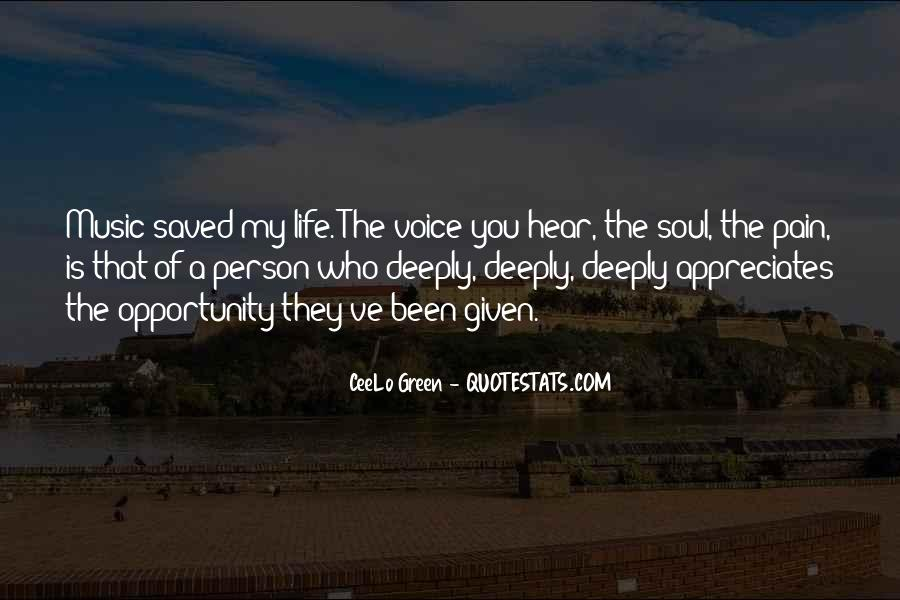 Quotes About Music Is My Soul #1452333