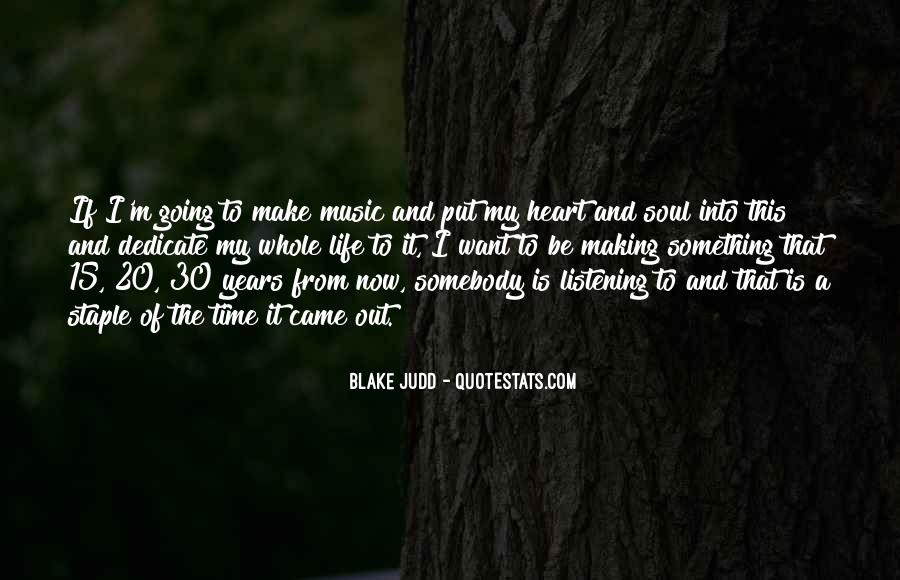 Quotes About Music Is My Soul #1535453
