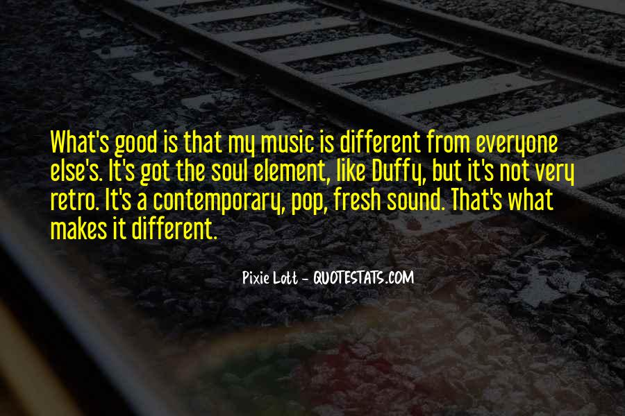 Quotes About Music Is My Soul #410528