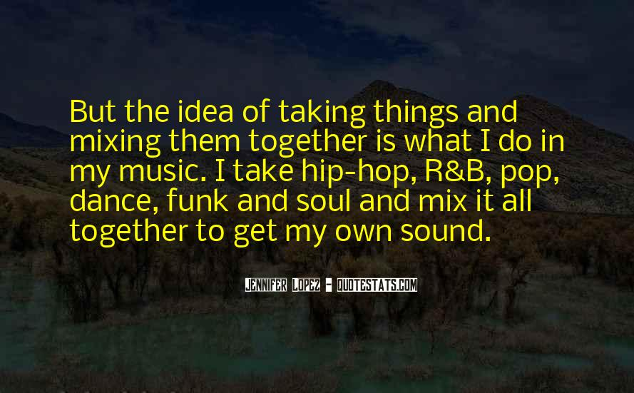Quotes About Music Is My Soul #568376