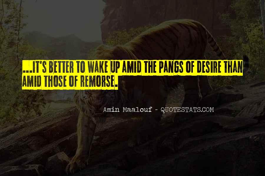 Amin Maalouf Love Quotes #1556133