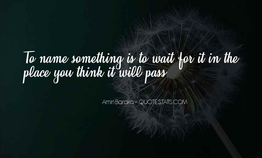 Amiri Quotes #379507