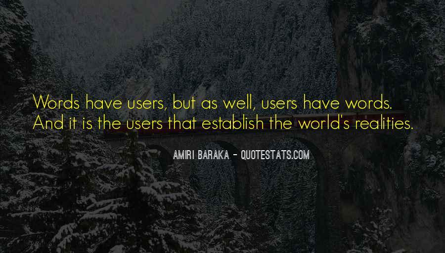 Amiri Quotes #816638
