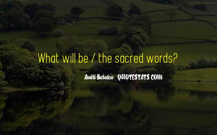 Amiri Quotes #892716