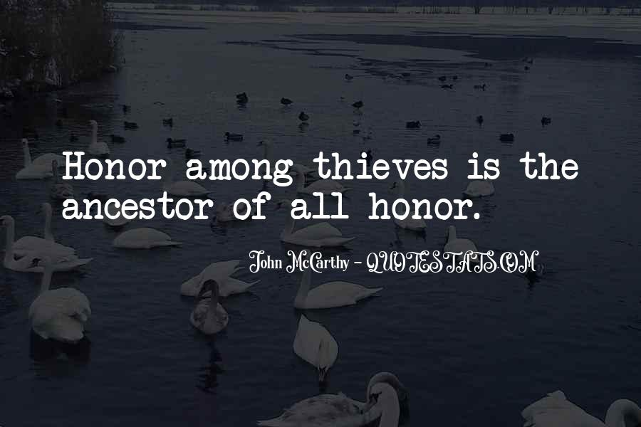 Among Thieves Quotes #223182