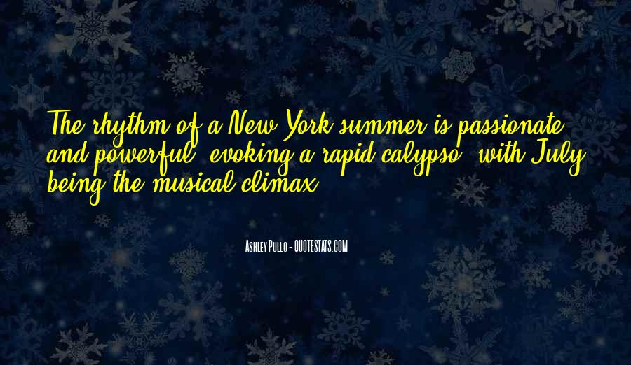 Quotes About Music And Summer #1028249