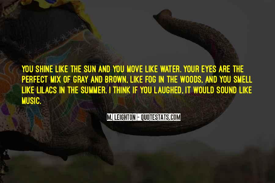 Quotes About Music And Summer #180409