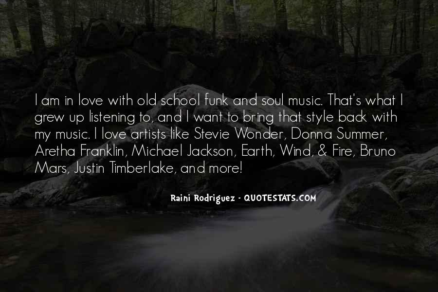 Quotes About Music And Summer #1872396