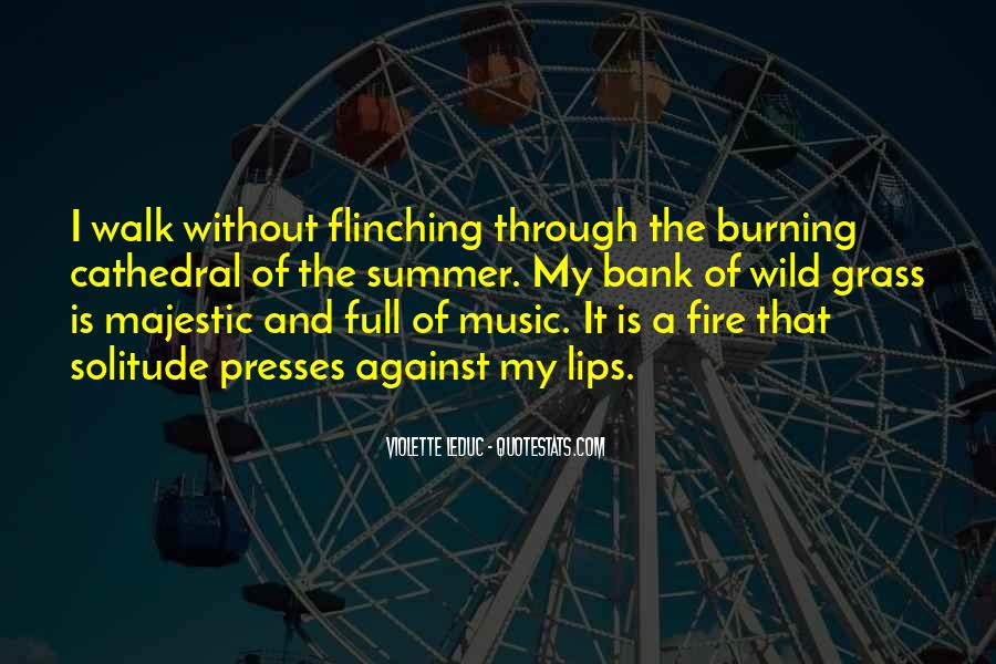 Quotes About Music And Summer #588831