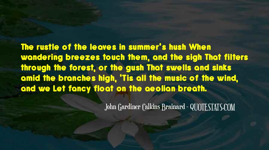 Quotes About Music And Summer #928773