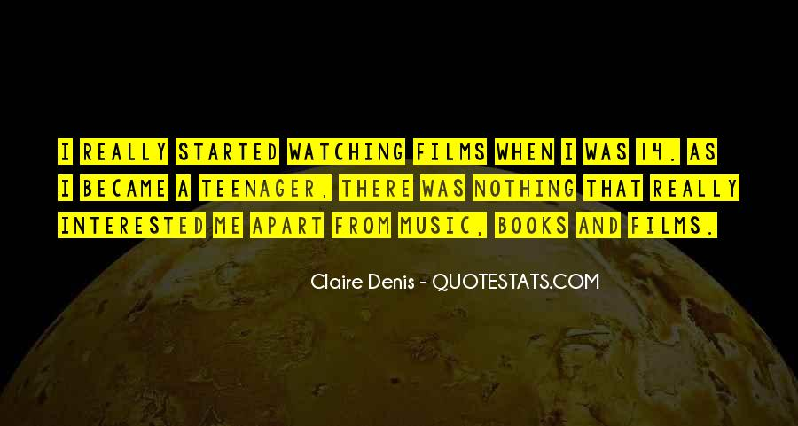Quotes About Music And Books #117351