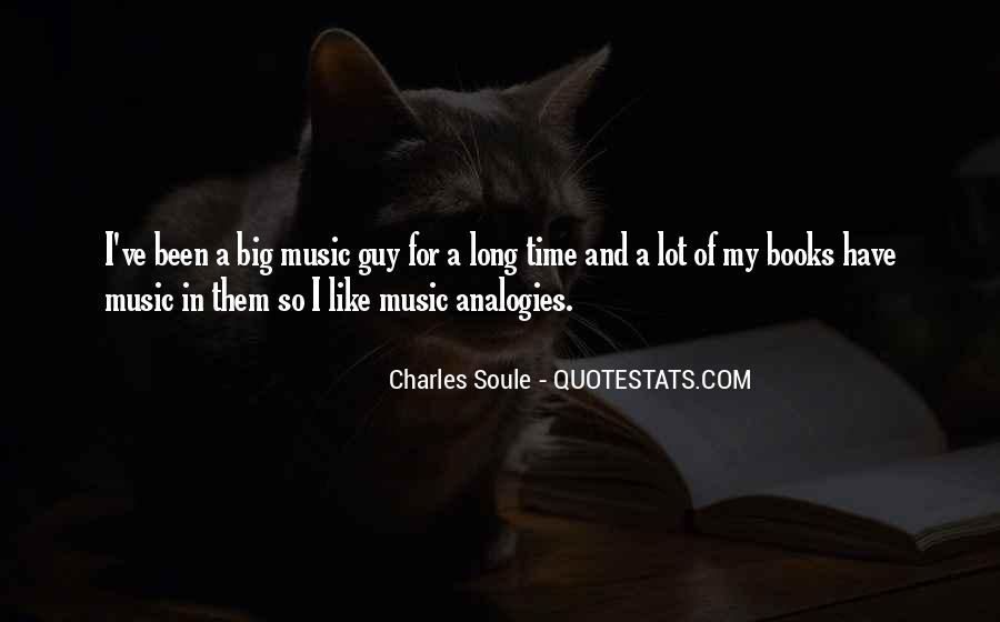 Quotes About Music And Books #23036