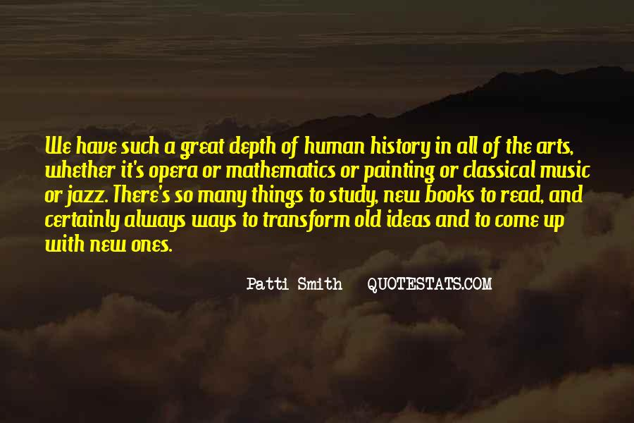 Quotes About Music And Books #285347