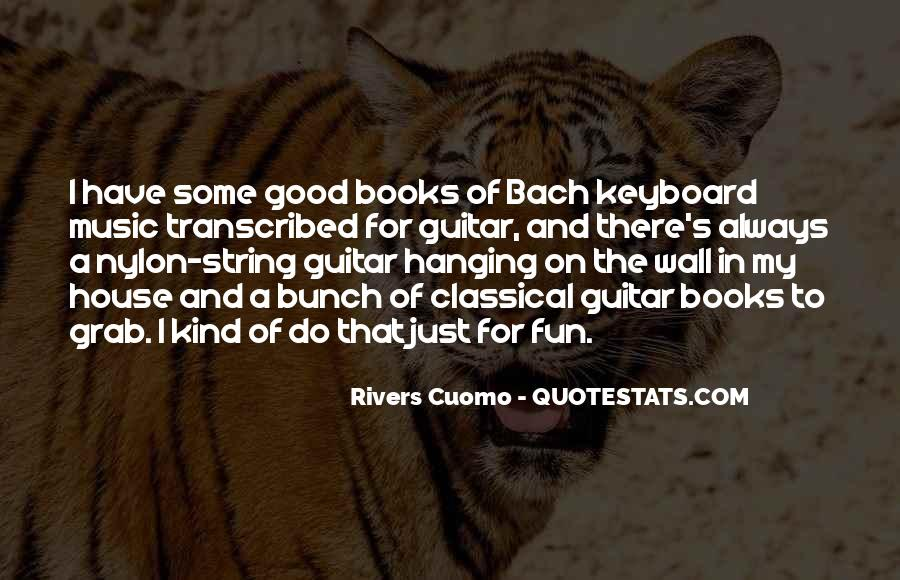 Quotes About Music And Books #289512