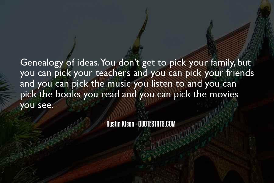 Quotes About Music And Books #398930