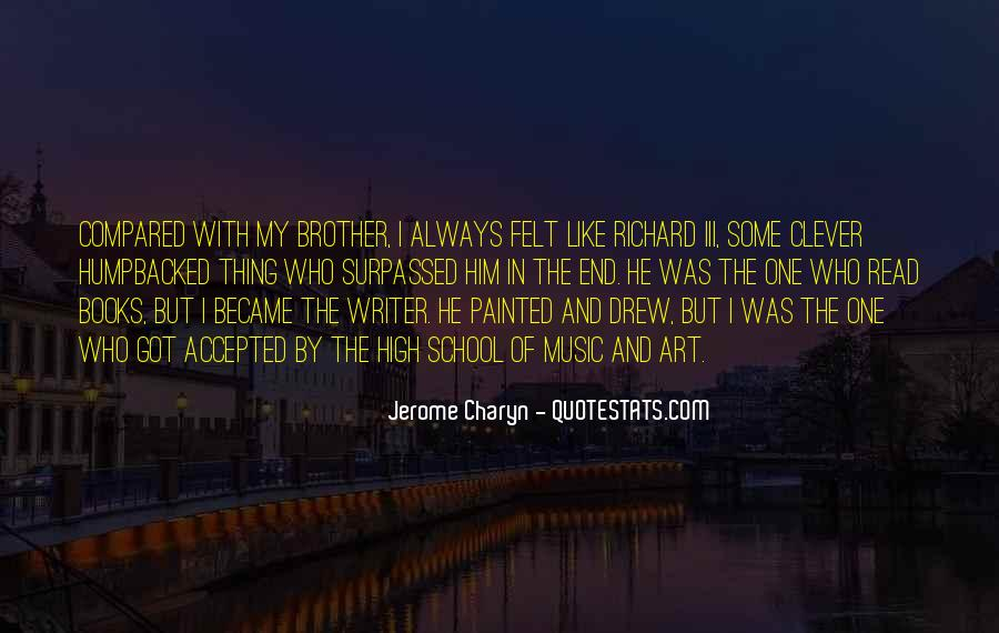 Quotes About Music And Books #485697