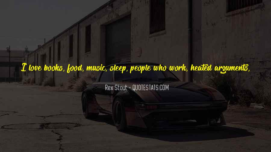 Quotes About Music And Books #489751