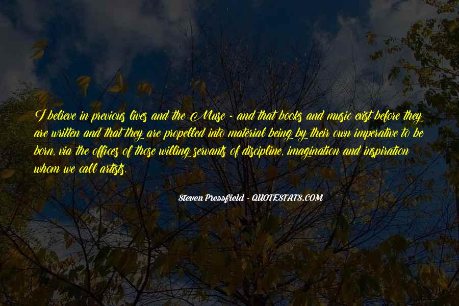 Quotes About Music And Books #573483