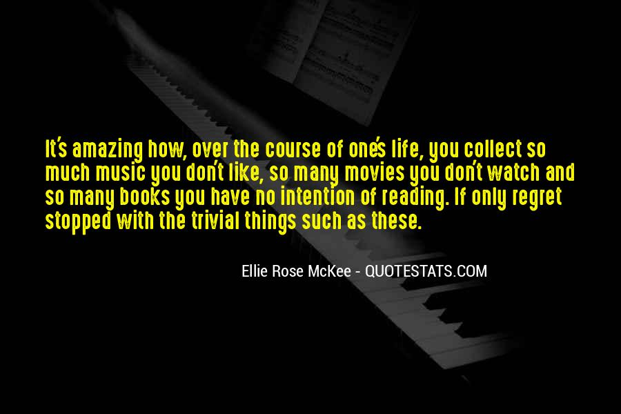 Quotes About Music And Books #577111