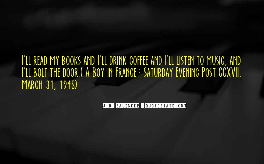 Quotes About Music And Books #586219