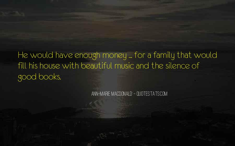 Quotes About Music And Books #621713