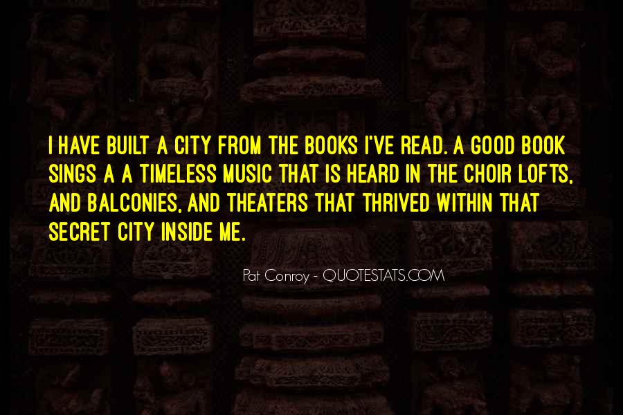 Quotes About Music And Books #645741