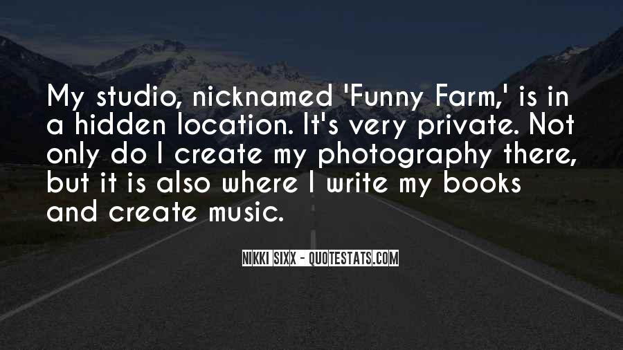 Quotes About Music And Books #648278