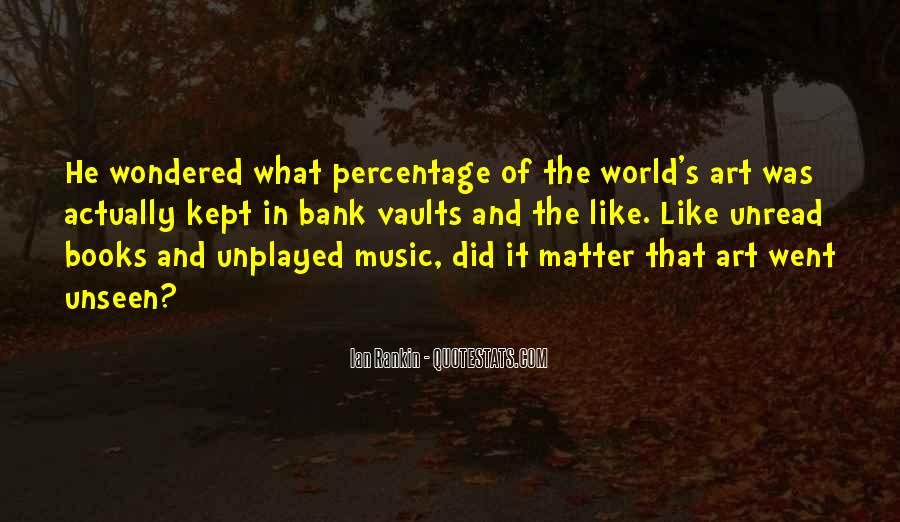 Quotes About Music And Books #655315