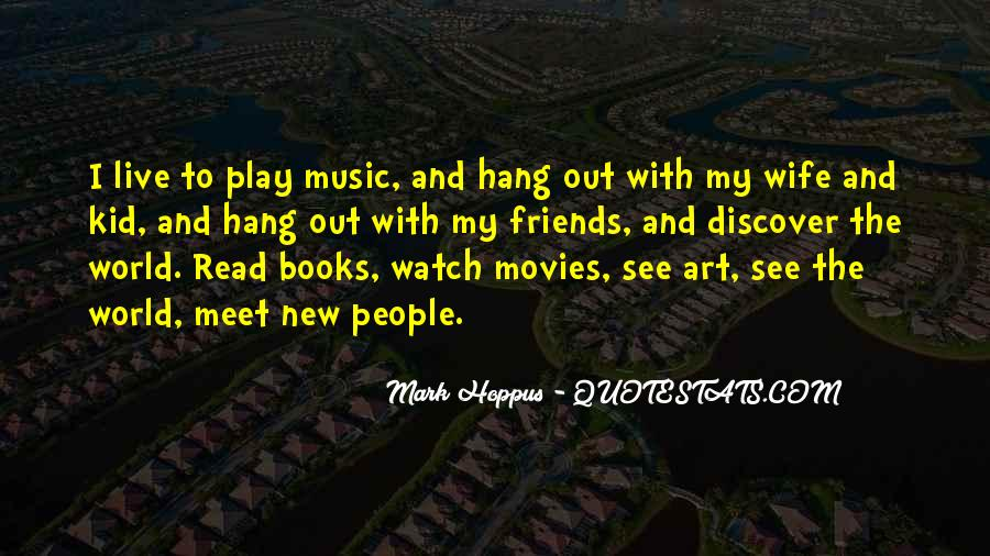Quotes About Music And Books #712281