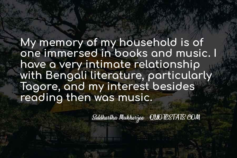 Quotes About Music And Books #722750