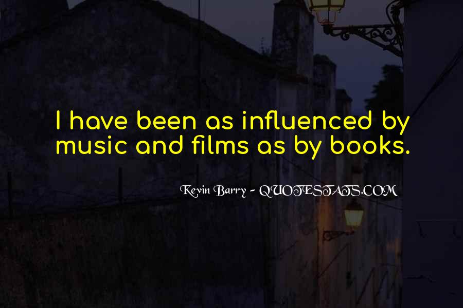 Quotes About Music And Books #841755