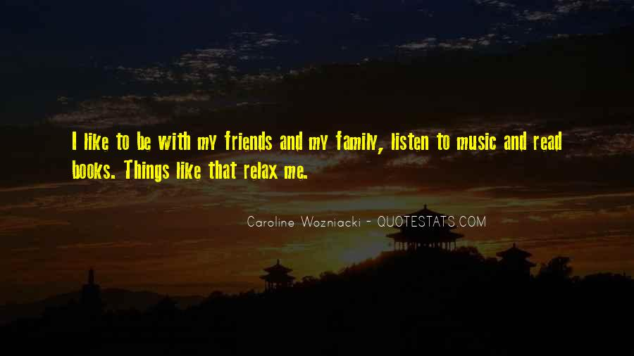 Quotes About Music And Books #868627