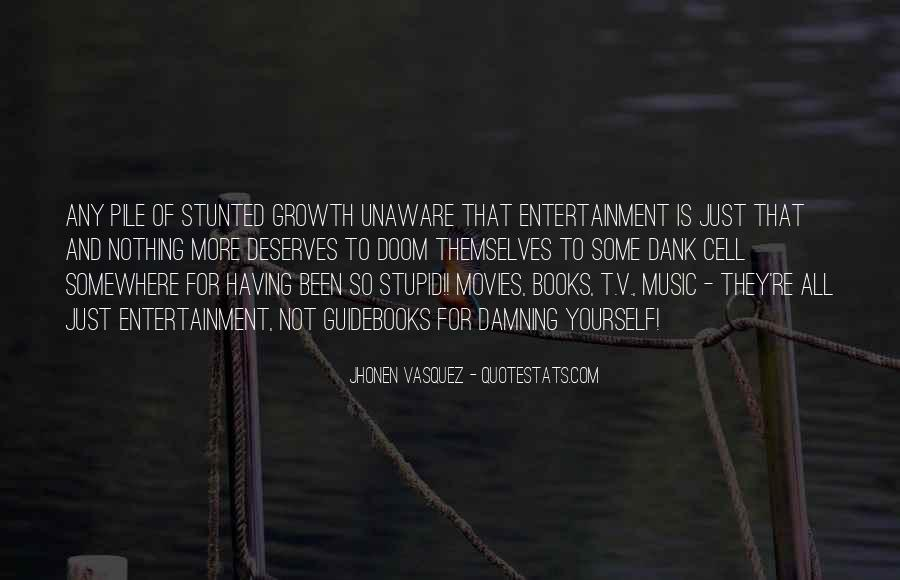 Quotes About Music And Books #885136