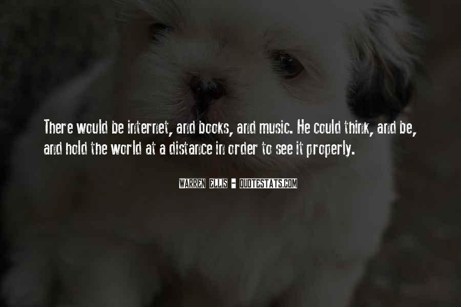 Quotes About Music And Books #985796