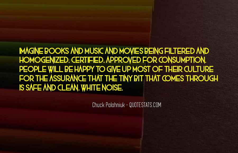 Quotes About Music And Books #992903