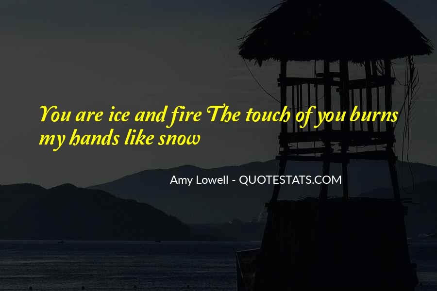 Amy Lowell Love Quotes #1167963