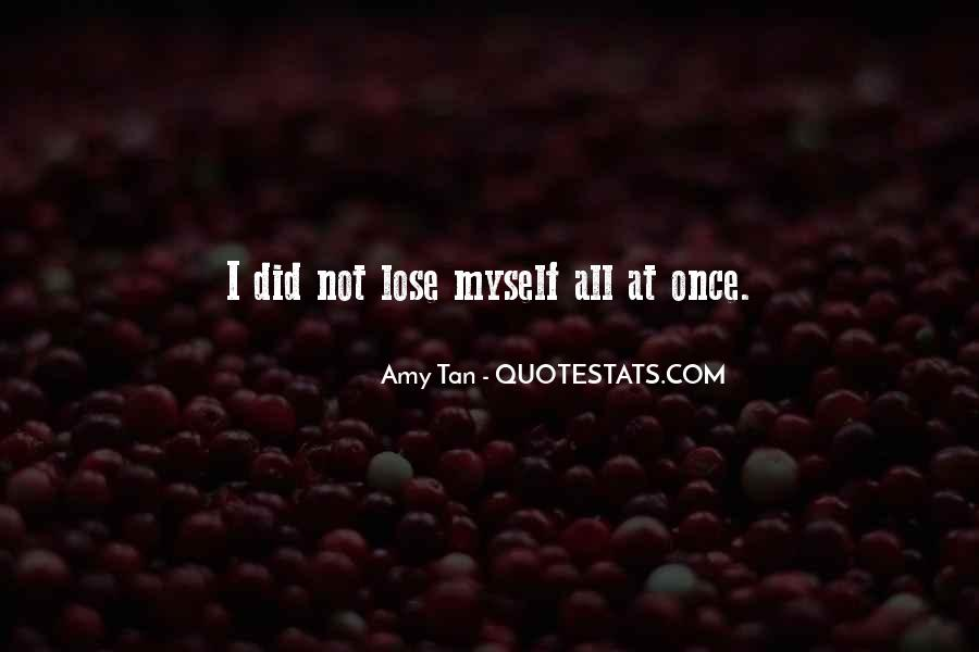 Amy Tan's Quotes #115127