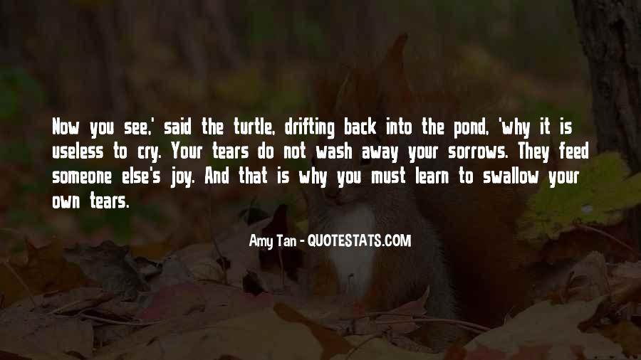 Amy Tan's Quotes #1166155