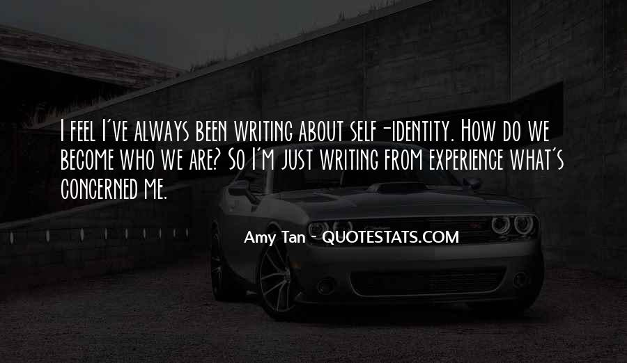 Amy Tan's Quotes #1176227