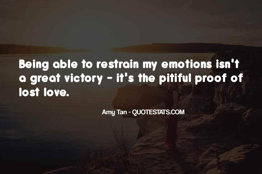 Amy Tan's Quotes #1453665