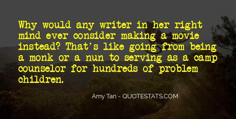 Amy Tan's Quotes #337734