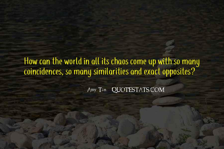 Amy Tan's Quotes #40316